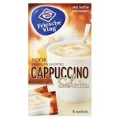 Friesche Vlag Koffiemelk Capucinoschuim voorkant