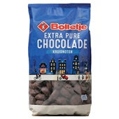 Bolletje kruidnoten extra pure chocolade voorkant