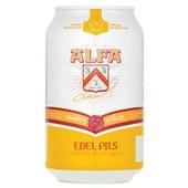 Alfa Edel Pils voorkant
