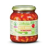 Spar Witte Bonen In Tomatensaus voorkant