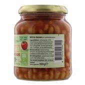 Spar Witte Bonen In Tomatensaus achterkant