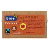 Bio+ rooibosthee biologisch voorkant