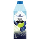 B Better water charcoal voorkant