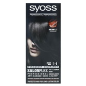 Syoss Syoss color 1-1 zwart voorkant