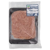 Spar Corned Beef achterkant