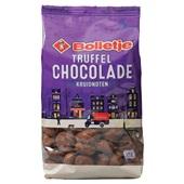 Bolletje kruidnoten chocolade truffel voorkant