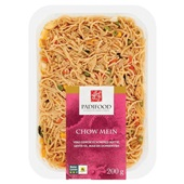 Padifood chow mein voorkant