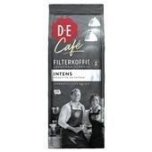 Douwe Egberts Café intens filterkoffie voorkant