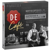 Douwe Egberts Café espresso cups voorkant