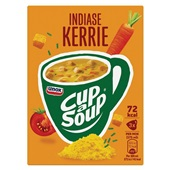 Unox Cup-a-soup Indiase kerrie voorkant