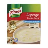 Knorr Aspergesoep Creme voorkant