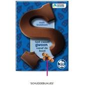 Gwoon chocoladeletter kruidnoten voorkant