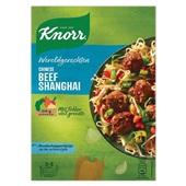 Knorr Wereldgerechten Chinese beef Shanghai voorkant