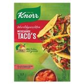 Knorr Wereldgerechten Mexicaanse taco's voorkant