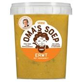 Oma's Soep erwtensoep voorkant
