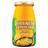 Chicken to Night kerrie met ananas maaltijdsaus voorkant