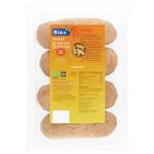 Bio+ Afbak Broodjes Broodmandje Eko voorkant