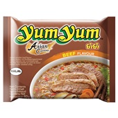 Yum Yum Bami Soep Rundvlees voorkant