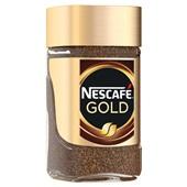 Nescafé Oploskoffie Gold Melange achterkant
