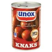 Unox Knakworst Normaal achterkant