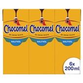 Chocomel Chocolademelk Halfvol mini voorkant