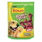 Bonzo Hondensnack Beggin'Strips voorkant
