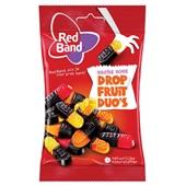 Red Band Snoep Dropfruit Duo's voorkant