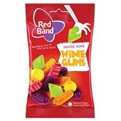 Red Band Snoep Winegums voorkant