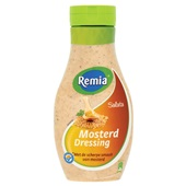 Remia Saladedressing Honing/Mosterd voorkant