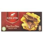 Côte d'Or Bonbonbloc Chocolade Praline Melk voorkant