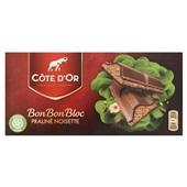 Côte d'Or Bonbonbloc Chocolade Praline Noisette voorkant