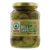Spar Augurken Dille Chips voorkant