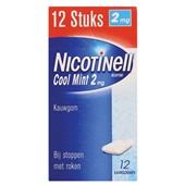 Nicotinell Nicotine Kauwgom 2 Mg voorkant