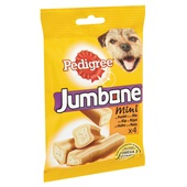 Pedigree Hondensnack Jumbone Mini Met Rund achterkant