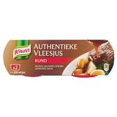 Knorr Jus Authentiek Rundvlees voorkant