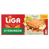 Liga Evergreen Tussendoor Appel voorkant