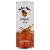 Malibu Rum Cola voorkant