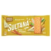 Sultana Fruitbiscuit Peer voorkant