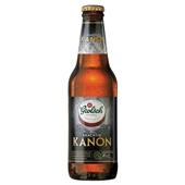 Grolsch Het Kanon Bier Fles 6X30 cl achterkant