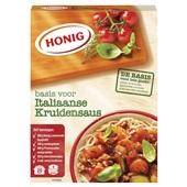 Honig Mix Italiaanse Kruiden Saus voorkant