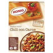Honig Kruidenmix Chili Con Carne voorkant