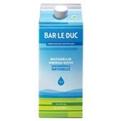 Bar le Duc Mineraalwater Koolzuurvrij voorkant