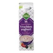 Melkan Magere Fruityoghurt Bosvruchten voorkant