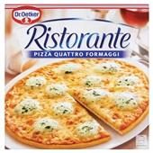 Dr. Oetker Ristorante Pizza Quatro Formaggi voorkant