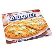Dr. Oetker Ristorante Pizza Quatro Formaggi achterkant