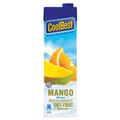 Coolbest Vruchtensap Mango Dream voorkant
