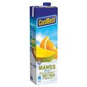 Coolbest Vruchtensap Mango Dream achterkant