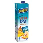 Coolbest VitaDay Vruchtensap Original achterkant