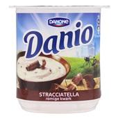 Danio Romige Kwark Stacciatella achterkant