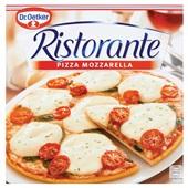 Dr. Oetker Ristorante Pizza Mozzarella voorkant